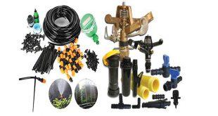 قیمت تجهیزات آبیاری بارانی برای همکار